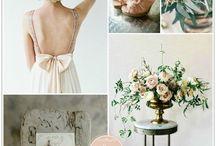 Svatební /  Květinová vazba pro nevěsty, svědkyně, maminky, družičky, korsáže pro ženichy a svědky...květinová výzdoba svatební tabule, obřadního místa v přírodě...