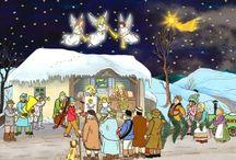 Vánoce....Ladovská zima
