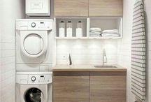 Prádelna/technická místnost