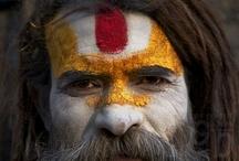 Sadhu or wandering holy man