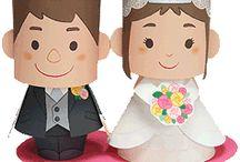 Bruiloft Knutselideeën