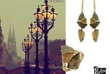 vienna collection / new jewellery #pavlov #gold #jewelleryhouse #jewelry #bijoux #ジュエリー