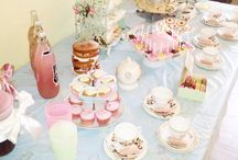 party planning: tea party