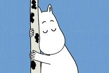Moomin / by Karen Karpen