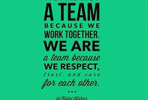 team care sayings