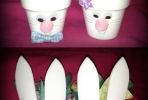 Easter. Crafts & Treats.