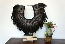 Kara Home Living / All About Tribal Necklace