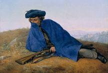 Georg Friedrich Kersting / Opere di e in relazione a Georg Friedrich Kersting, Güstrow, 31 ottobre 1785 – Meissen, 1 luglio 1847
