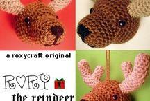 Crocheting Xmas