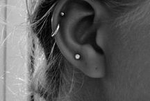 Ear piercings / ✨