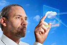 Les 2 - Samenleving van de toekomst / Online afbeeldingen rond ontwikkelingen in de samenleving die de toekomst van online marketing in mijn organisatie (IADC) zullen beïnvloeden.