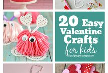 Valentine's Day / Everything red and pink and hearts!
