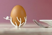 EGG CUPS / by Jacaranda Designs (Jane)