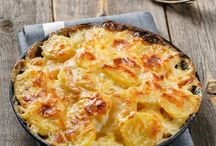 Kartoffelgraton