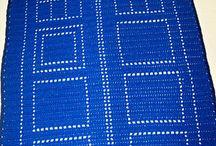 Crafts - Crochet Blankets / Crochet Blankets / by Jamie Rhodes