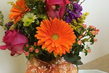 Arrangements designed by Floral Excellence / Fresh Flower Arrangements for life's special Events