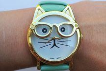 Mint & Green Watches & Clocks