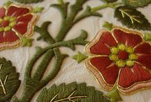 embroideries to study