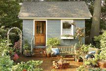 Zahradní domky