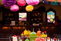 Spanish themed party ideas / Inspirtion for a Spanish party