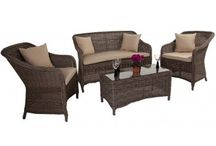 Conservatory Furniture / Garden Furniture which Can Be Used Indoors & Outdoors