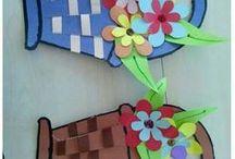 kukkakori kortti