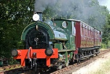 Steam train, motor racing, transport & military museums in East Anglia