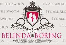 Belinda Boring Books / Stay up to date on all things Belinda Boring Books!