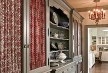 kitchens, dinning rooms & pantry / by Amanda Drewry