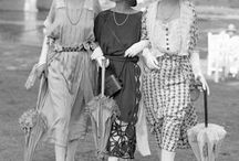 Twenties fashion