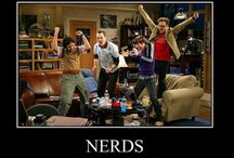 Nerds and geeks