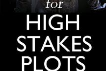 Genre - Action & Adventure   Writing Craft / Tips and Techniques to write for high paced fiction.