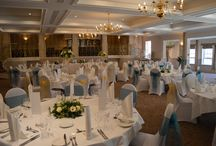 Albrighton Suite / Weddings at Albrighton Hall Hotel and Spa Shrewsbury. Julie Nicholas Florist. Inspirational Invites. Jessicas Bridal