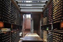 Wine Wine Wine / Wine cellar, ideas for home, Wine interior