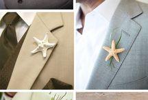 Flower jewellery / Floristisia töitä, joiden käyttötarkoitus on lähellä koruja.