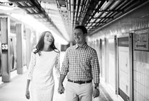 Photographys: Engagements/Couples / by Bourksandbees