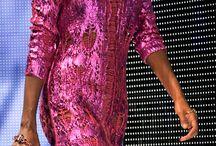 Fuchsia / hot pink / by Mona Aboulfetouh