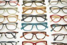 Style Inspiration / Great eyewear looks found around the web!