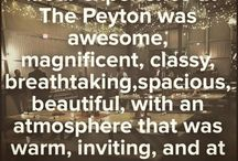 Reviews / A collection of reviews from past events in The Peyton Venue!