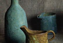 Pottery / Stone Ware, Porcelain..... / by Tracy Bray