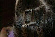 Hair styles and fun ideas for hair