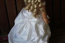 Aleah's hair