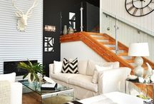 Interior Design / Making spaces that inspire us.