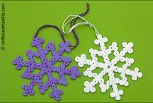 Hama Bead (Pysla Bead) / Schemi utili per creare con le perline da fondere