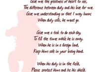 Quotes for Every Military Spouse / by Katie Canipe