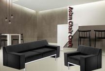 Asian Chair Craft brand of Office Sofas