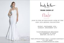 Nicole Miller Trunk Show / by Flair Boston Brides+ Maids