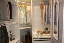pant hanging- closet