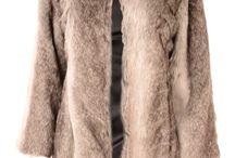 Jayley Faux Fur Jackets