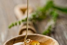 honey food photography
